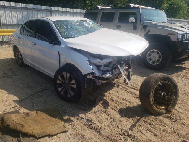 Vehiculos salvage en venta de Copart Glassboro, NJ: 2014 Honda Accord LX