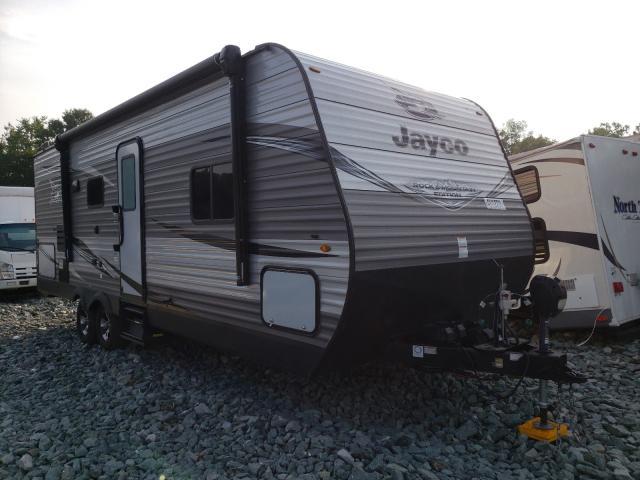 Salvage trucks for sale at Mebane, NC auction: 2020 Jayco JAY Flight