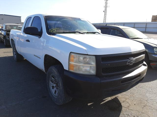 Clean Title Cars for sale at auction: 2010 Chevrolet Silverado