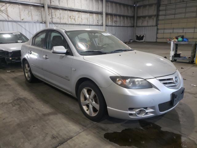 Mazda 3 S salvage cars for sale: 2006 Mazda 3 S