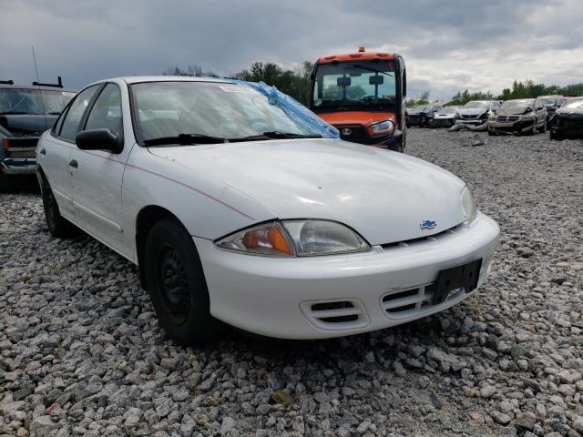 Salvage 2002 CHEVROLET CAVALIER - Small image. Lot 50957091