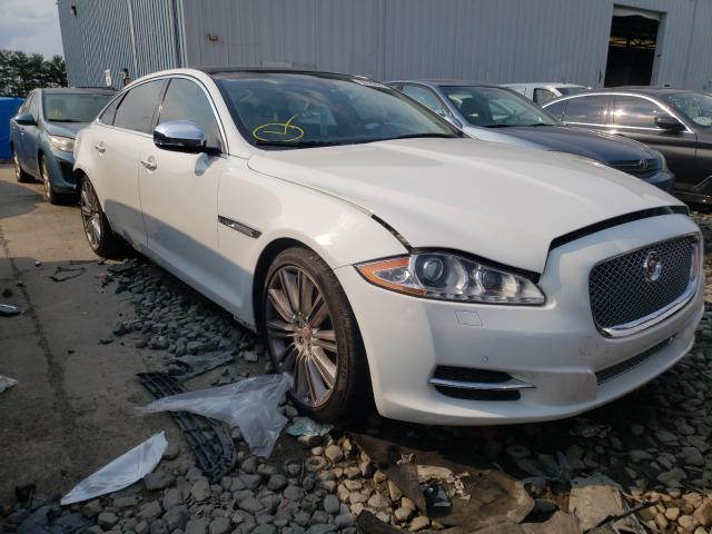 Salvage cars for sale from Copart Windsor, NJ: 2015 Jaguar XJL Portfo