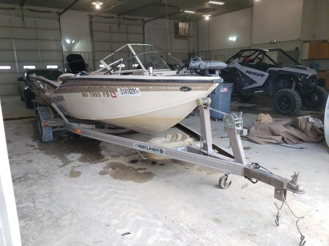 2000 Crestliner 1700 for sale in Columbia, MO