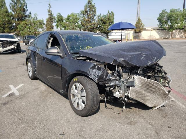 Salvage cars for sale from Copart Rancho Cucamonga, CA: 2014 Chevrolet Cruze LS