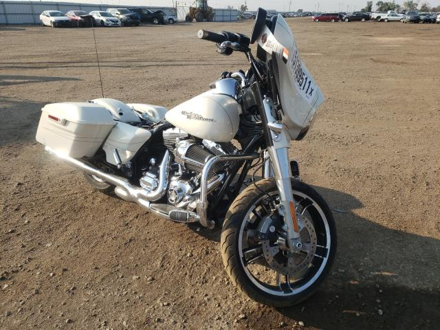 Salvage cars for sale from Copart Brighton, CO: 2014 Harley-Davidson Flhxs Street