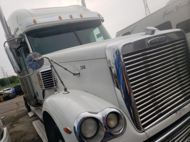 Freightliner Convention salvage cars for sale: 2013 Freightliner Convention