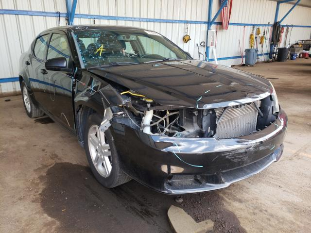 Salvage cars for sale from Copart Colorado Springs, CO: 2013 Dodge Avenger SX