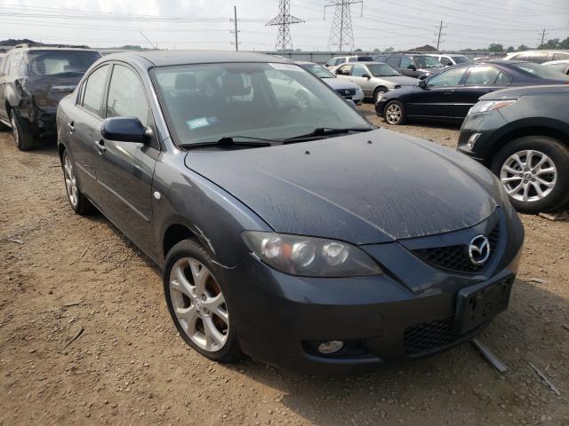 Vehiculos salvage en venta de Copart Elgin, IL: 2008 Mazda 3 I