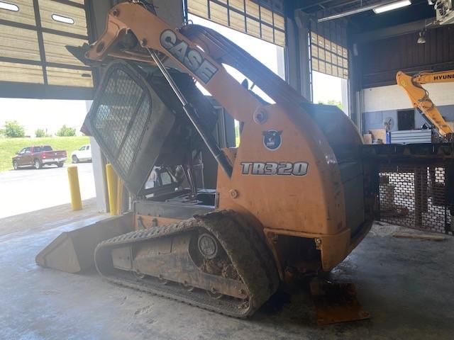 Salvage 2013 CASE TR-320 - Small image. Lot 51793171