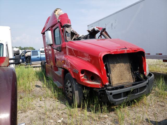 Vehiculos salvage en venta de Copart Elgin, IL: 2012 Freightliner Cascadia 1