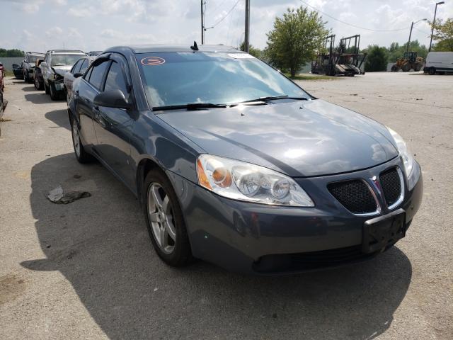 Vehiculos salvage en venta de Copart Louisville, KY: 2009 Pontiac G6