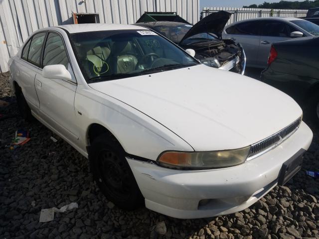Mitsubishi salvage cars for sale: 1999 Mitsubishi Galant ES
