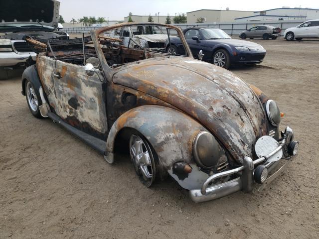 Volkswagen salvage cars for sale: 1969 Volkswagen UK