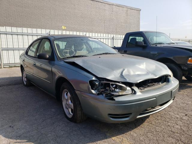 Salvage 2005 FORD TAURUS - Small image. Lot 30552151
