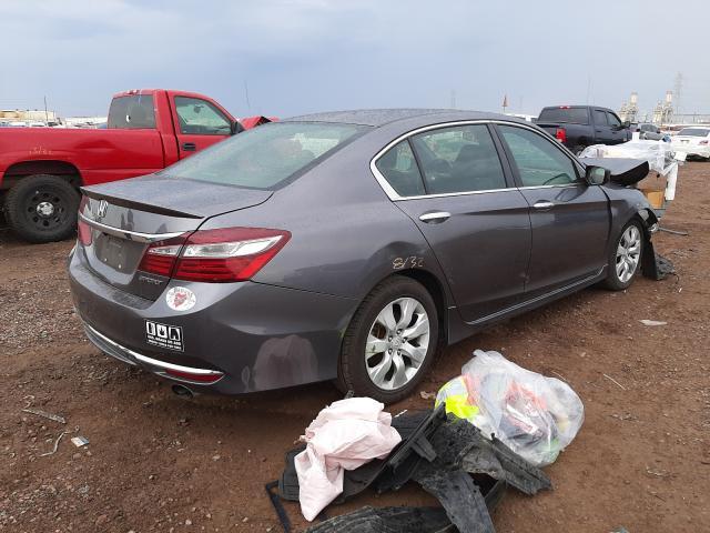 2016 Honda Accord Spo 2.4L, VIN: 1HGCR2F59GA247055, аукцион: COPART, номер лота: 51576391