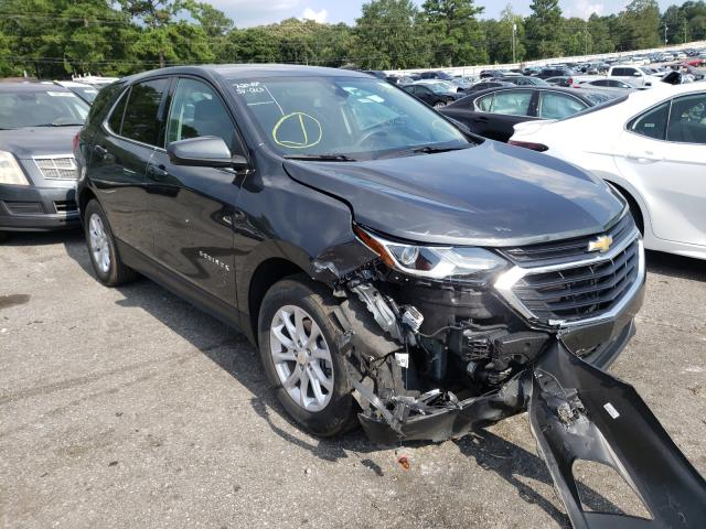 Salvage cars for sale from Copart Eight Mile, AL: 2020 Chevrolet Equinox LT