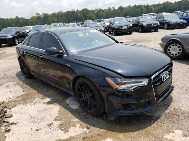 Audi A6 salvage cars for sale: 2012 Audi A6