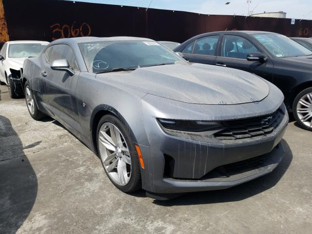 Salvage cars for sale from Copart Wilmington, CA: 2020 Chevrolet Camaro LS