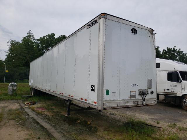 Great Dane salvage cars for sale: 2012 Great Dane 53 Trailer
