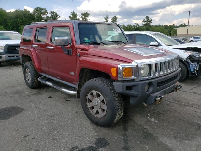 Hummer salvage cars for sale: 2010 Hummer H3 Luxury