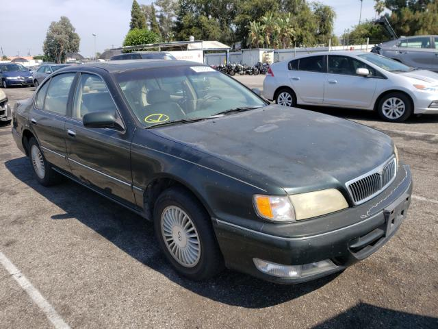 Infiniti I30 salvage cars for sale: 1996 Infiniti I30