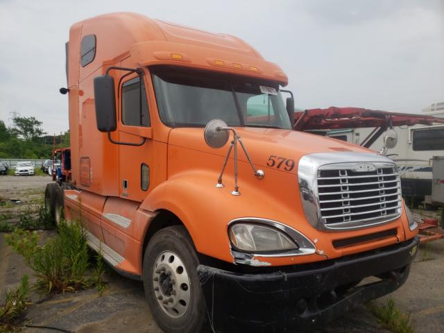 Freightliner Convention salvage cars for sale: 2012 Freightliner Convention