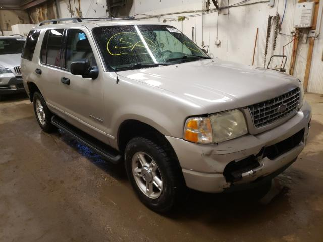 Salvage cars for sale from Copart Casper, WY: 2004 Ford Explorer X