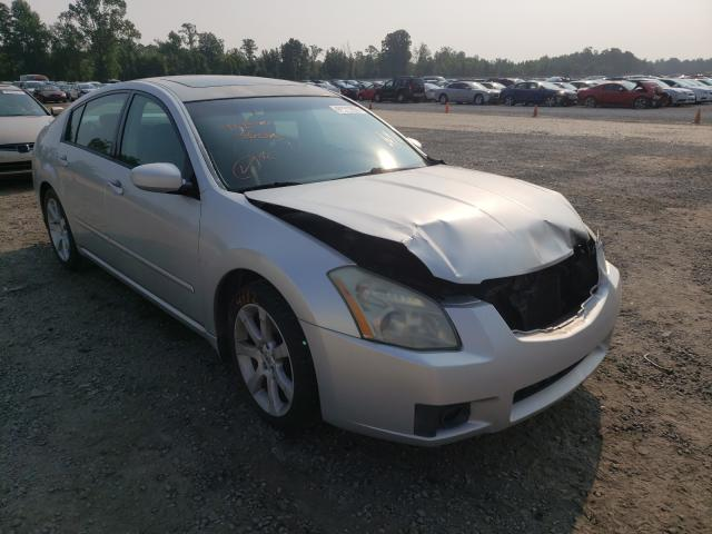 Nissan Vehiculos salvage en venta: 2007 Nissan Maxima SE