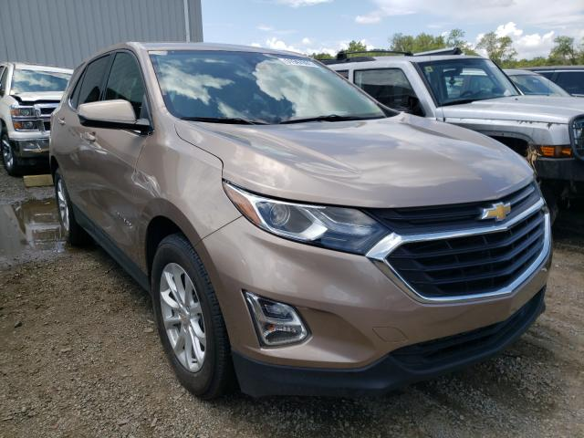 Salvage cars for sale from Copart Jacksonville, FL: 2019 Chevrolet Equinox LT