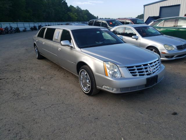 Salvage cars for sale from Copart Shreveport, LA: 2007 Cadillac Profession