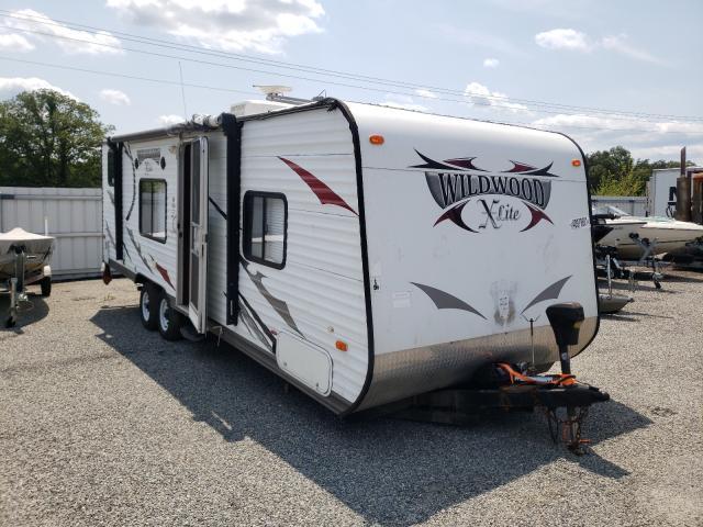 Vehiculos salvage en venta de Copart Fredericksburg, VA: 2014 Wildwood Wildwood