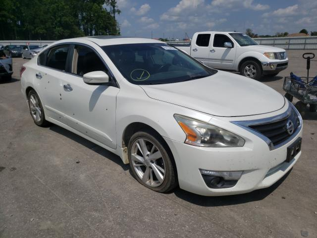 Salvage cars for sale from Copart Dunn, NC: 2013 Nissan Altima 2.5