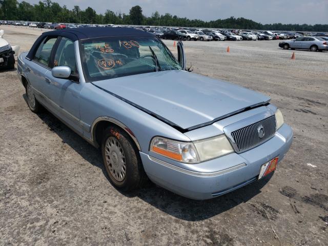 Mercury Vehiculos salvage en venta: 2003 Mercury Grand Marq