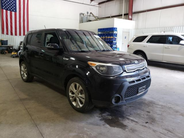 Salvage cars for sale from Copart Lufkin, TX: 2014 KIA Soul +