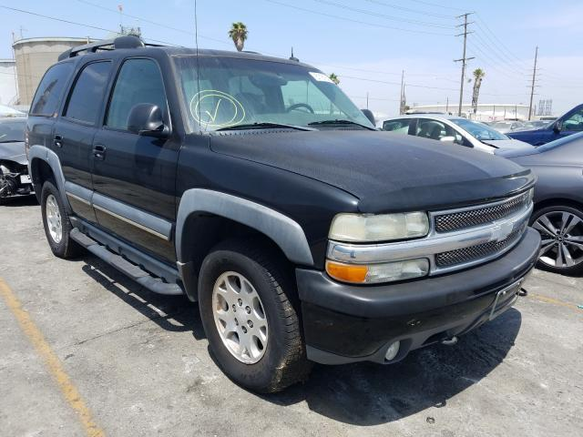 Chevrolet Tahoe salvage cars for sale: 2003 Chevrolet Tahoe
