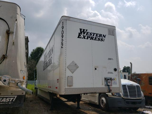 Salvage cars for sale from Copart Cicero, IN: 2019 Wabash Trailer
