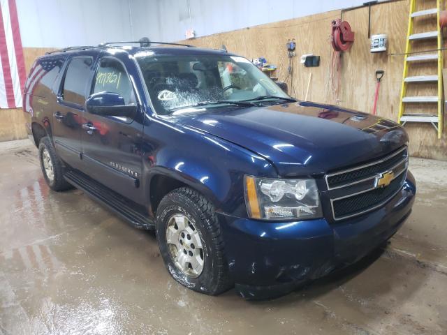 Chevrolet Suburban salvage cars for sale: 2008 Chevrolet Suburban