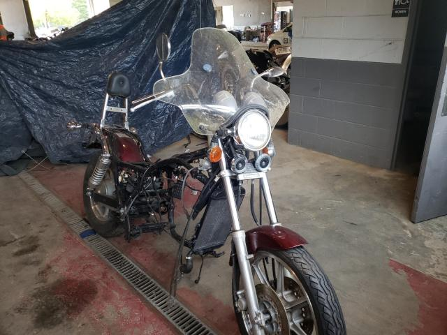 Salvage cars for sale from Copart Sandston, VA: 2003 Kawasaki VN750