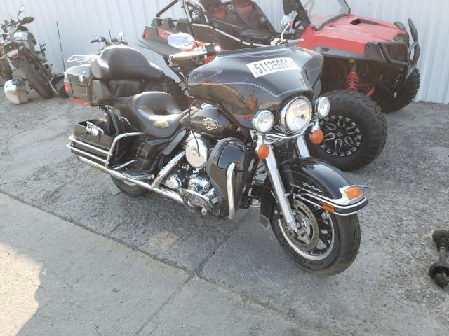 Salvage cars for sale from Copart Littleton, CO: 2008 Harley-Davidson Flhtcui