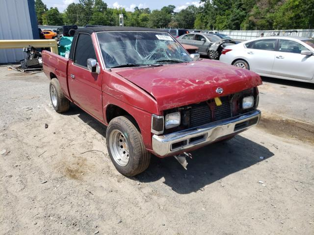 Salvage cars for sale from Copart Shreveport, LA: 1995 Nissan Truck E/XE