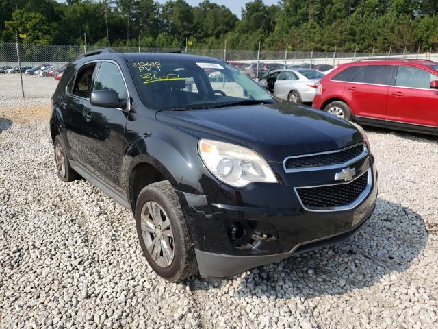 Salvage cars for sale from Copart Ellenwood, GA: 2012 Chevrolet Equinox LT