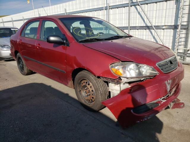 Vehiculos salvage en venta de Copart Littleton, CO: 2006 Toyota Corolla CE