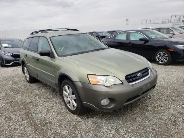Subaru Vehiculos salvage en venta: 2007 Subaru Legacy Outback