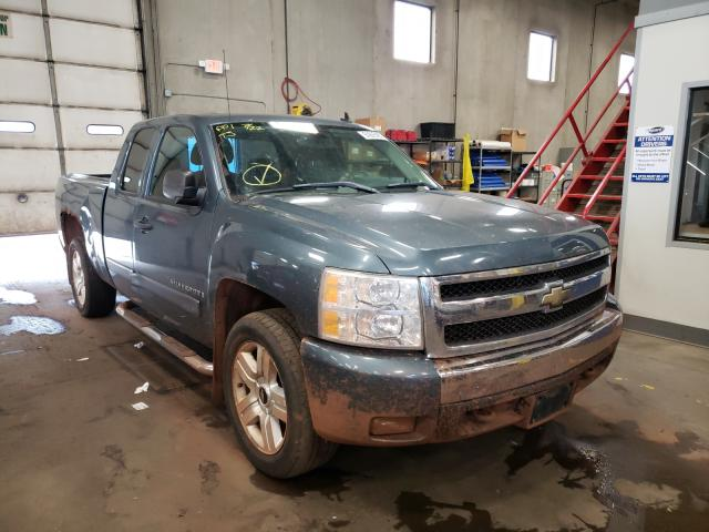 Salvage cars for sale from Copart Blaine, MN: 2008 Chevrolet Silverado