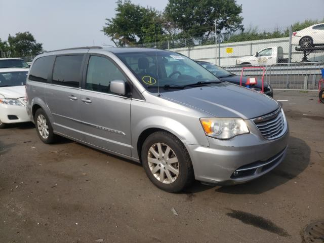 Salvage 2013 CHRYSLER TOWN & C - Small image. Lot 51311011