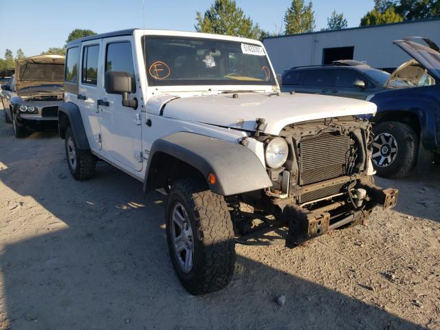 Salvage cars for sale from Copart Portland, OR: 2013 Jeep Wrangler U