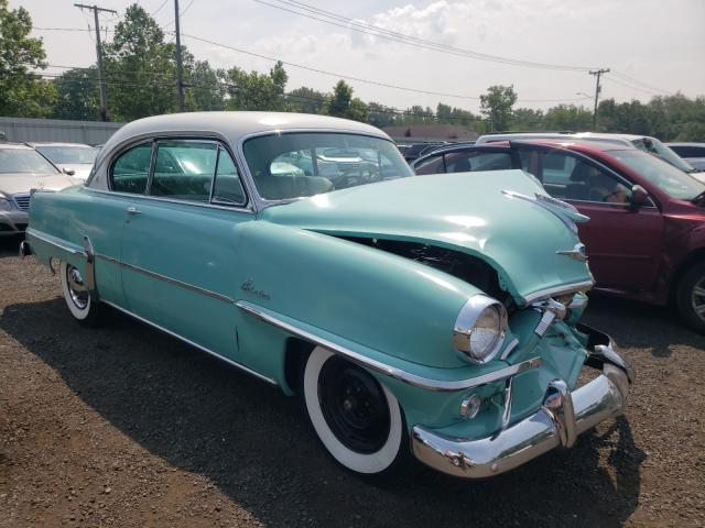 Plymouth salvage cars for sale: 1954 Plymouth Belvedere