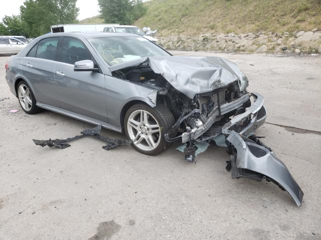 Mercedes-Benz Vehiculos salvage en venta: 2014 Mercedes-Benz E 350 4matic