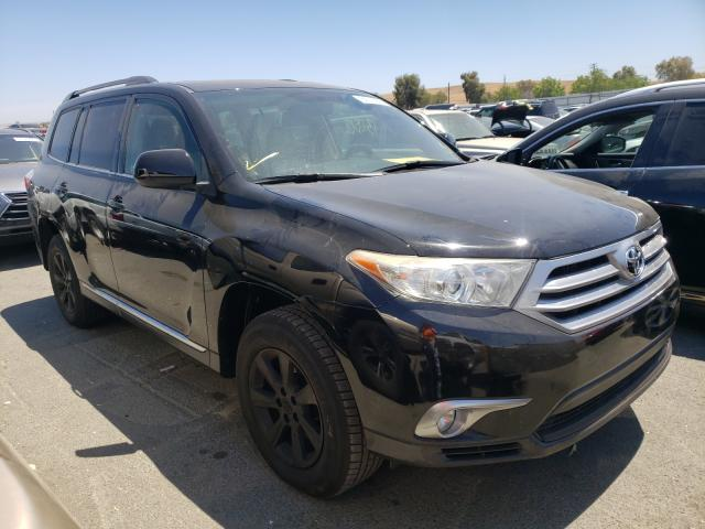 2012 Toyota Highlander for sale in Martinez, CA