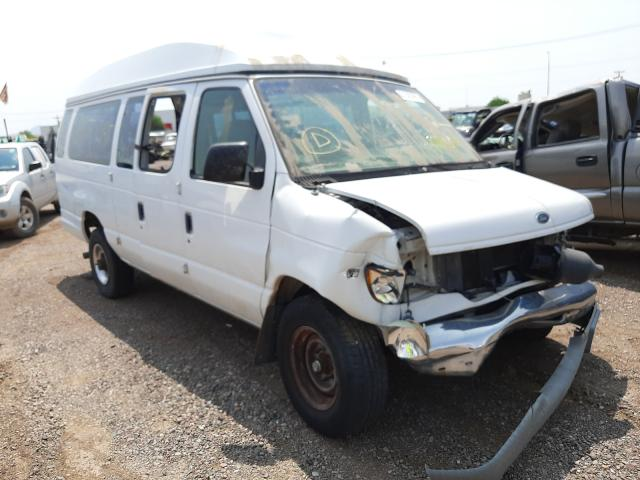 Salvage cars for sale from Copart Phoenix, AZ: 2000 Ford Econoline